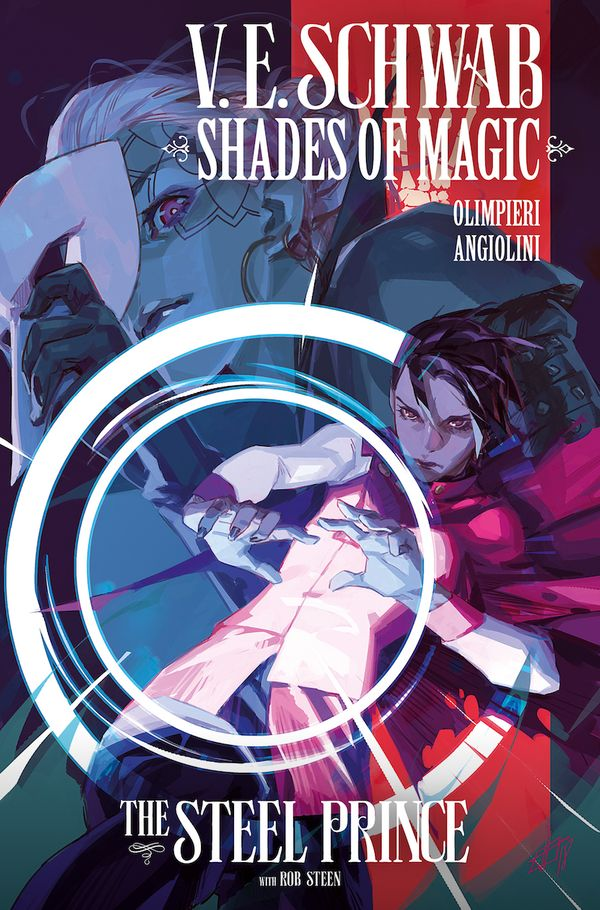 [Cover Art image for Shades Of Magic: The Steel Prince]