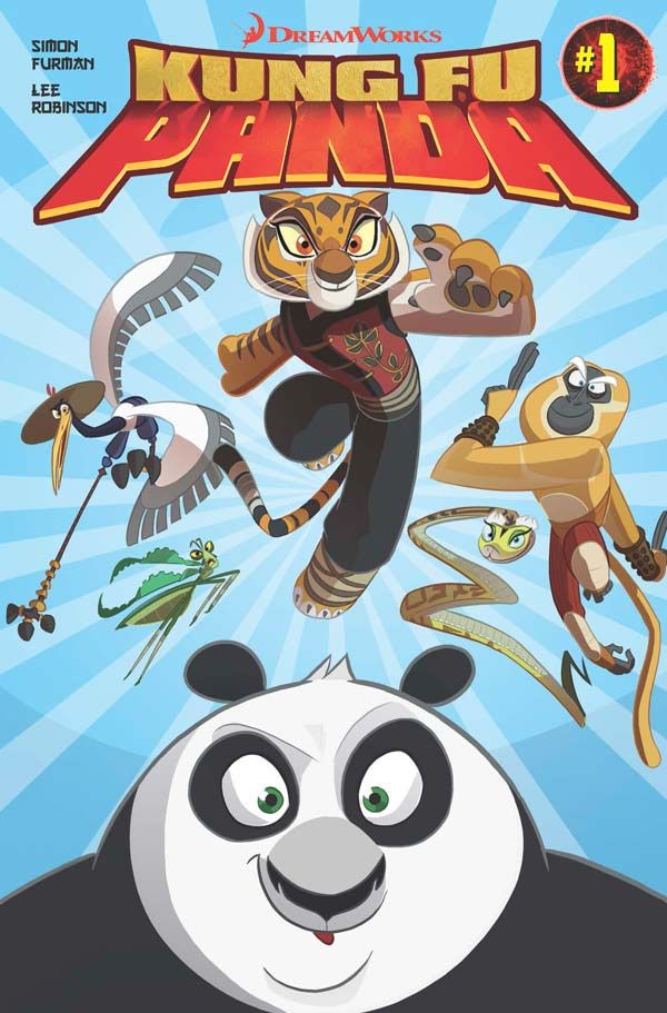 [Cover Art image for Kung Fu Panda]