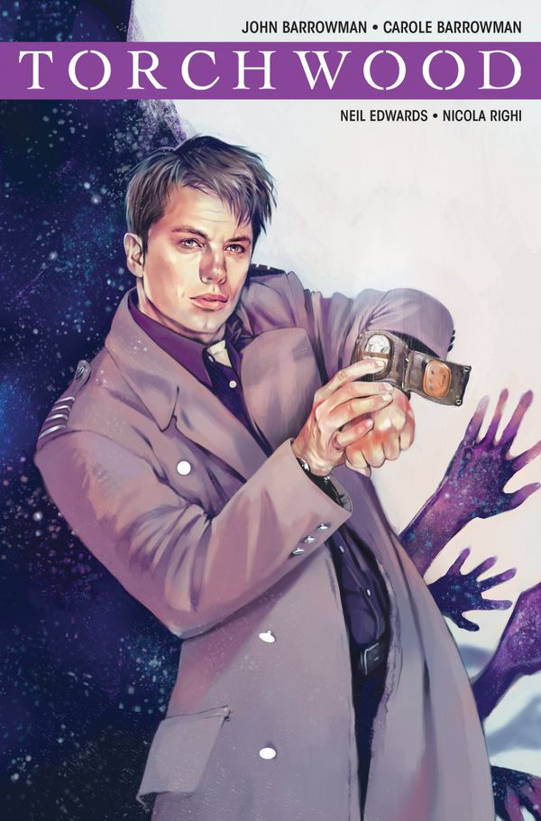 [Cover Art image for Torchwood: Station Zero]