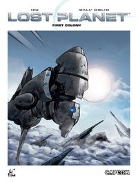 [Image for Lost Planet: First Colony]