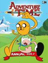 [The cover image for Adventure Time: 2017 Annual]