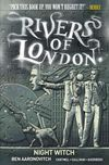 [The cover image for Rivers Of London Vol. 2: Night Witch]
