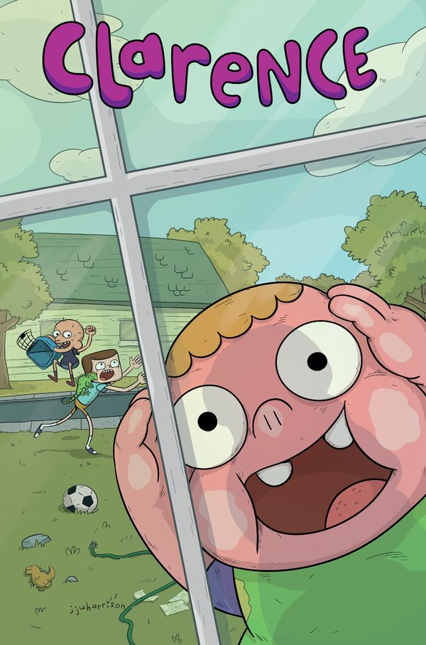 [Cover Art image for Clarence Vol. 1]