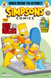 [The cover image for Simpsons Comics #32]