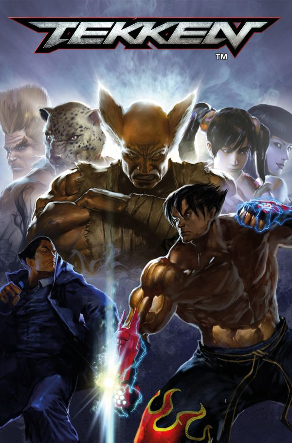 [Cover Art image for Tekken]