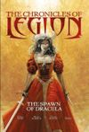 [The cover image for The Chronicles of Legion Vol. 2: The Spawn of Dracula]