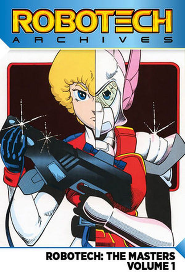 [Cover Art image for Robotech Archives: The Masters Vol. 1]
