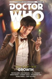 [Image for Doctor Who: The Eleventh Doctor: The Sapling Vol. 1: Growth]