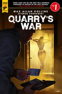 [Image for Quarry's War]