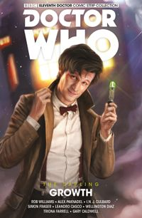 [Image for The Eleventh Doctor Year 3]