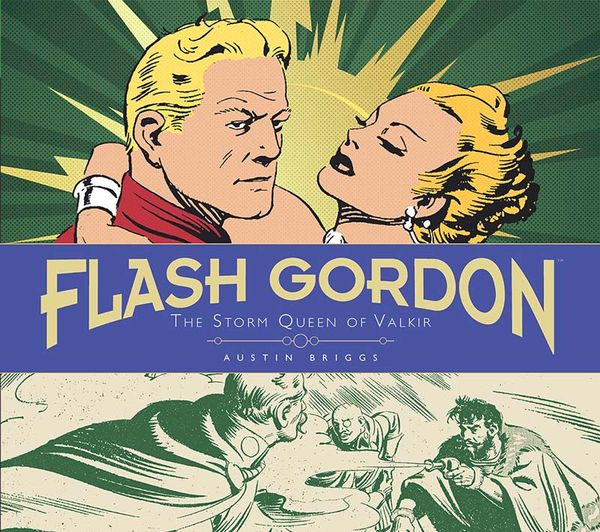 [Cover Art image for Flash Gordon Vol. 4: The Storm Queen of Valkir]