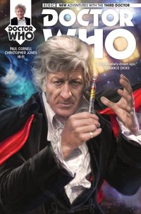 [Image for Doctor Who: The Third Doctor: The Heralds of Destruction]