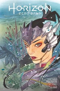 [Image for HORIZON ZERO DAWN #1 PEACH MOMOKO NEW YORK COMIC-CON EXCLUSIVE COVER REVEALED!]