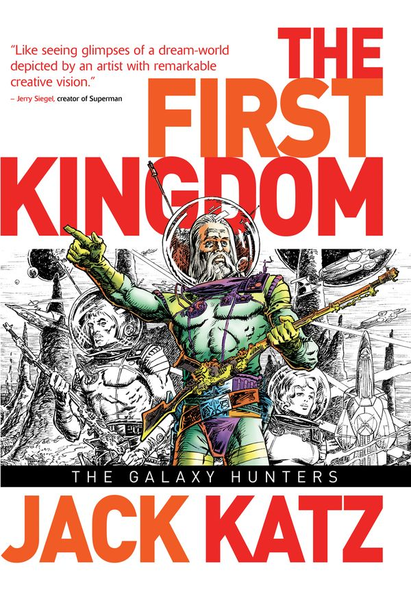 [Cover Art image for The First Kingdom Vol. 2: The Galaxy Hunters]
