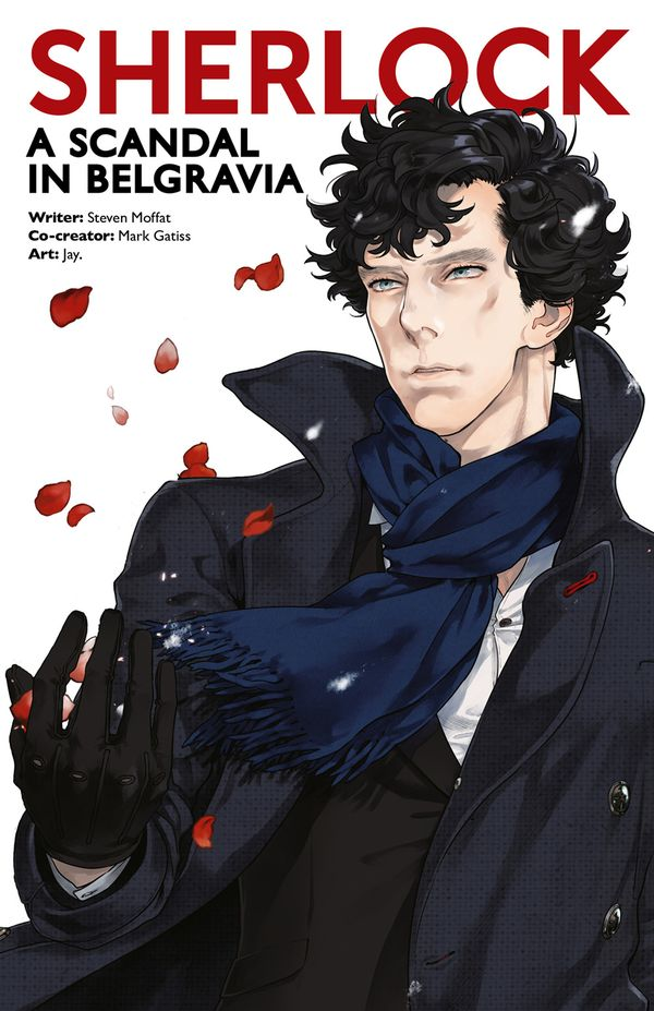 [Cover Art image for Sherlock: A Scandal in Belgravia Part 1]