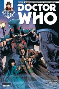 [Image for Doctor Who: The Fourth Doctor Miniseries]