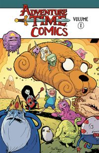 [Image for Adventure Time Comics Vol. 1]