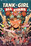 [The cover image for Tank Girl: Tank Girl All Stars]