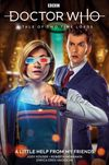 [The cover image for Doctor Who: A Tale of Two Time Lords Vol. 1: A Little Help From My Friends]