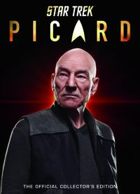 [Image for Star Trek Picard: The Official Collector's Edition Book]