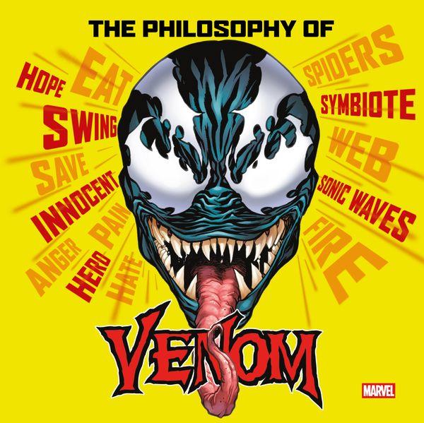 [Cover Art image for Marvel's The Philosophy of Venom]