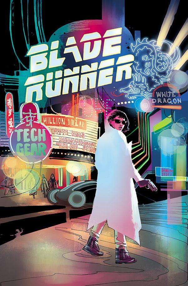 [Cover Art image for Blade Runner 2029]