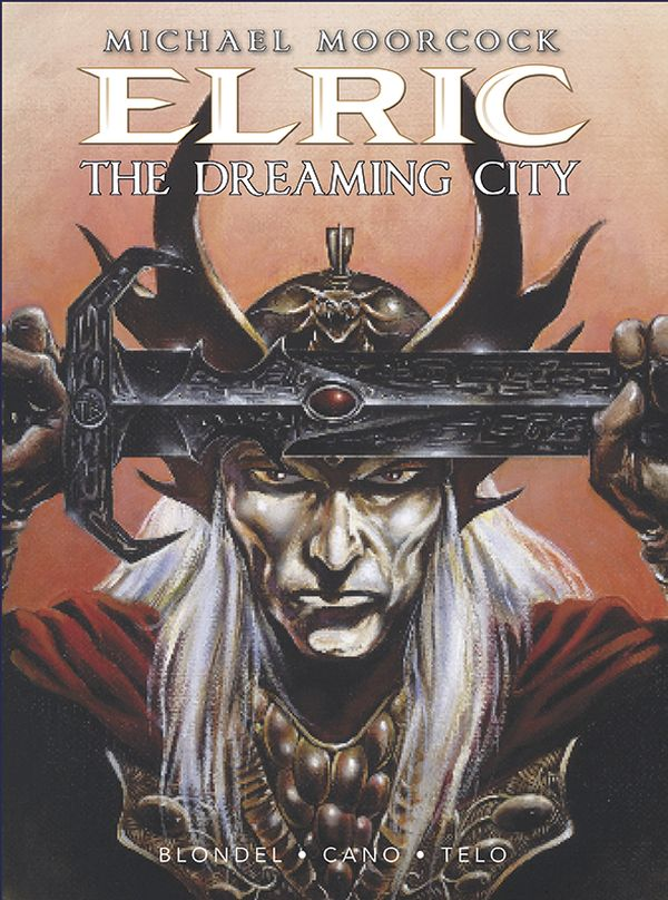 [Cover Art image for Elric: The Dreaming City]