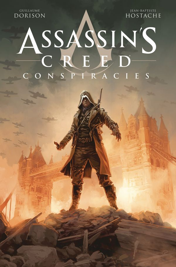 [Cover Art image for Assassin's Creed: Conspiracies]