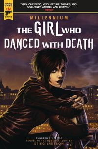 [Image for Millennium Vol. 4: The Girl Who Danced With Death]