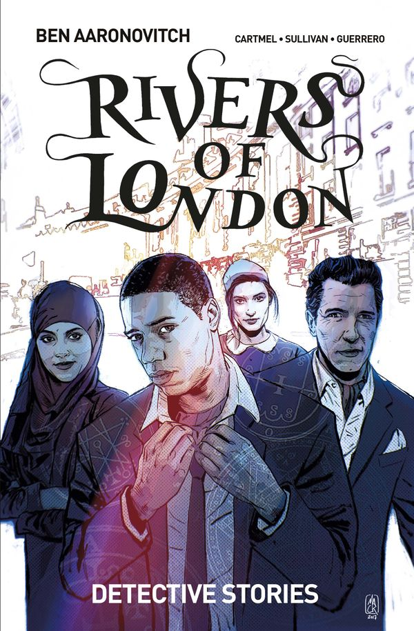 [Cover Art image for Rivers Of London Vol. 4: Detective Stories]