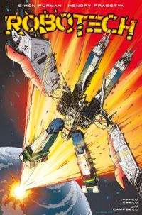 [Image for Robotech]