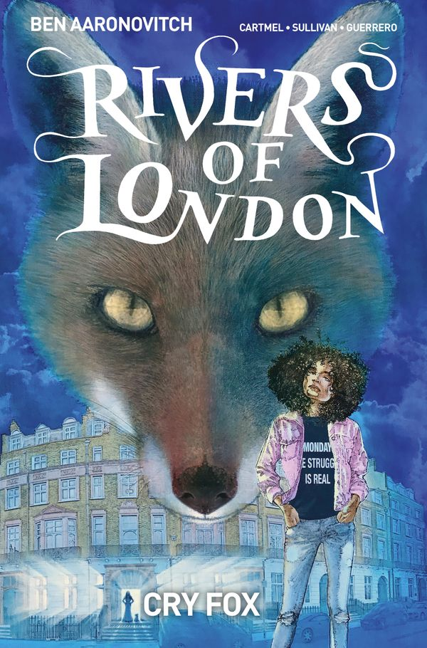 [Cover Art image for Rivers Of London: Cry Fox]
