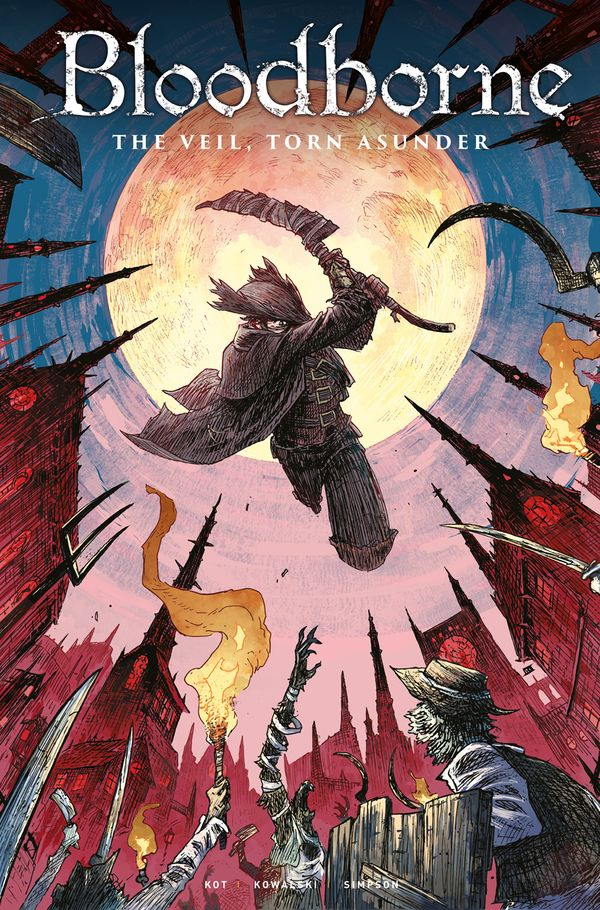 [Cover Art image for Bloodborne]