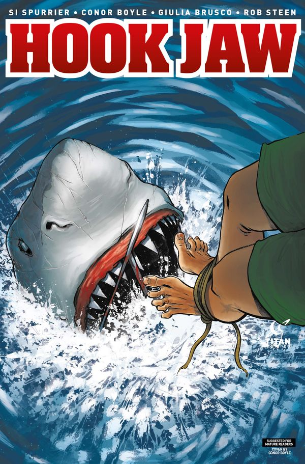 [Cover Art image for Hook Jaw]