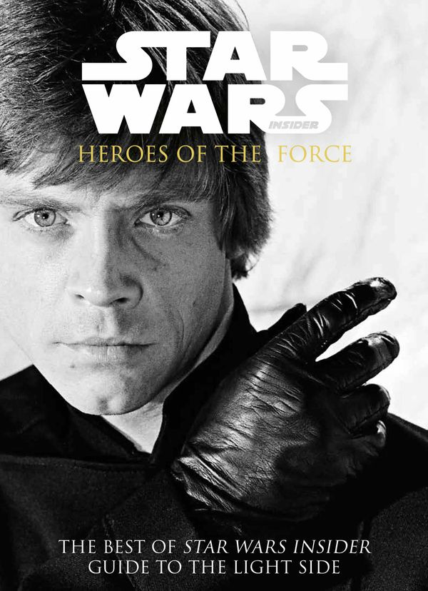 [Cover Art image for Star Wars: Heroes of the Force]