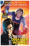 [The cover image for Doctor Who: Tales from the Tardis #3.2]