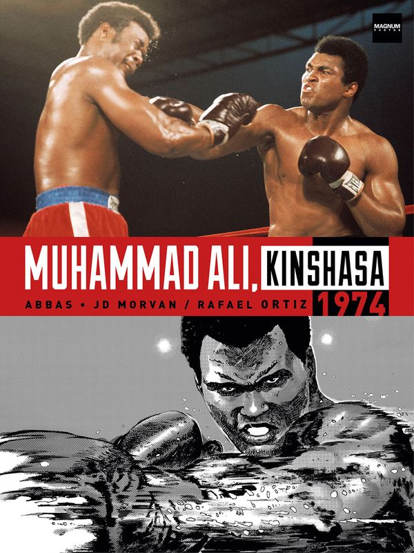 [Cover Art image for Muhammad Ali, Kinshasa 1974]