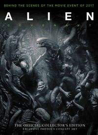 [Image for Alien Covenant: Official Collector's Edition]
