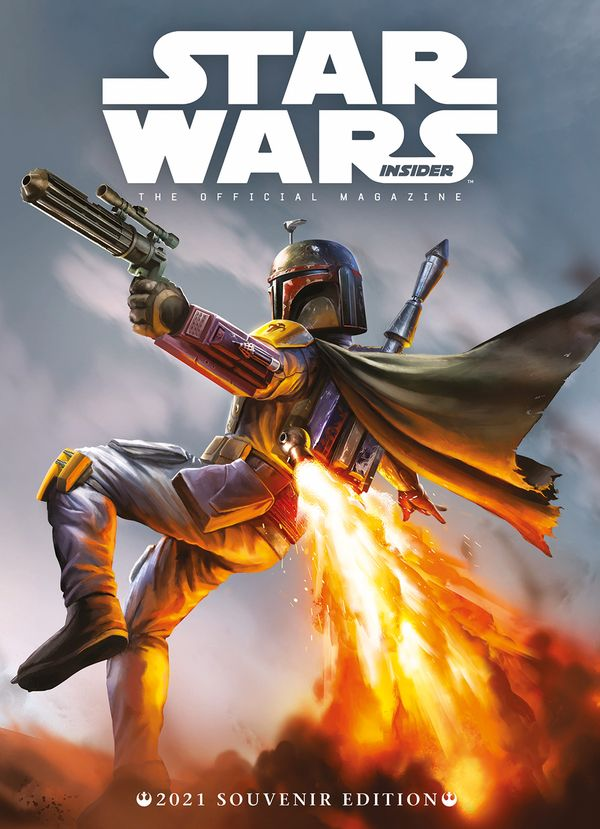 [Cover Art image for Star Wars Insider 2021 Souvenir Edition]