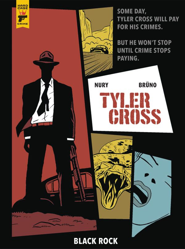 [Cover Art image for Tyler Cross: Black Rock]