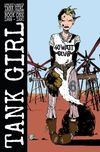 [The cover image for Tank Girl: Color Classics Book 1 1988-1990]