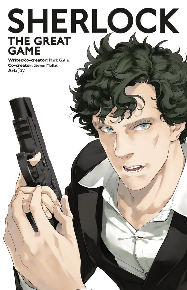 [Cover Art image for Sherlock Vol. 2: The Great Game]
