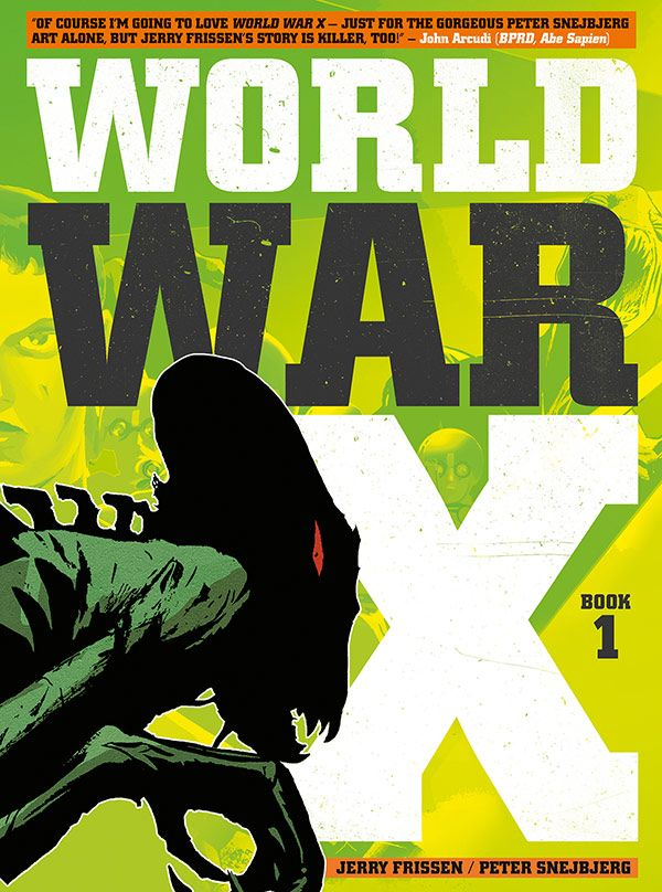 [Cover Art image for World War X Vol. 1: Helius]