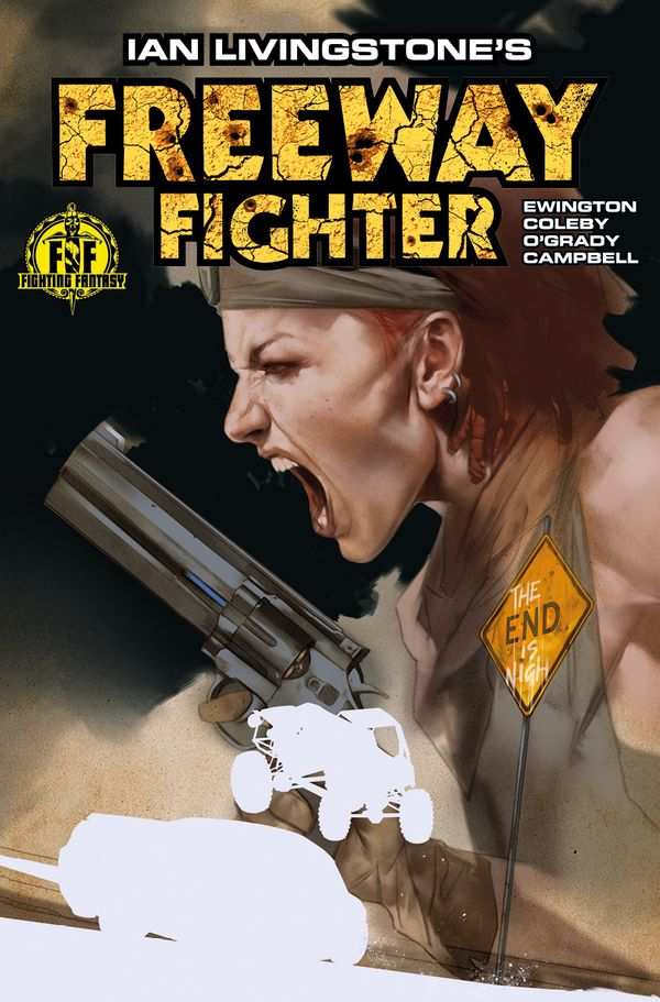 [Cover Art image for Freeway Fighter]
