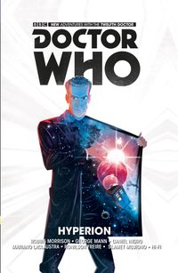 [Image for Doctor Who: The Twelfth Doctor SC]