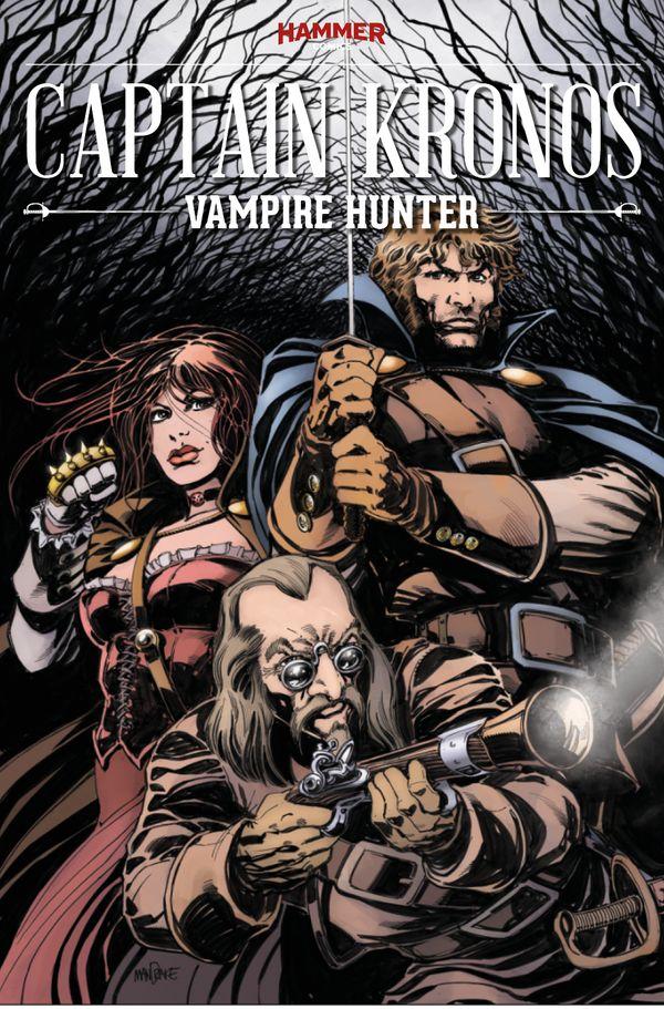 [Cover Art image for Captain Kronos]