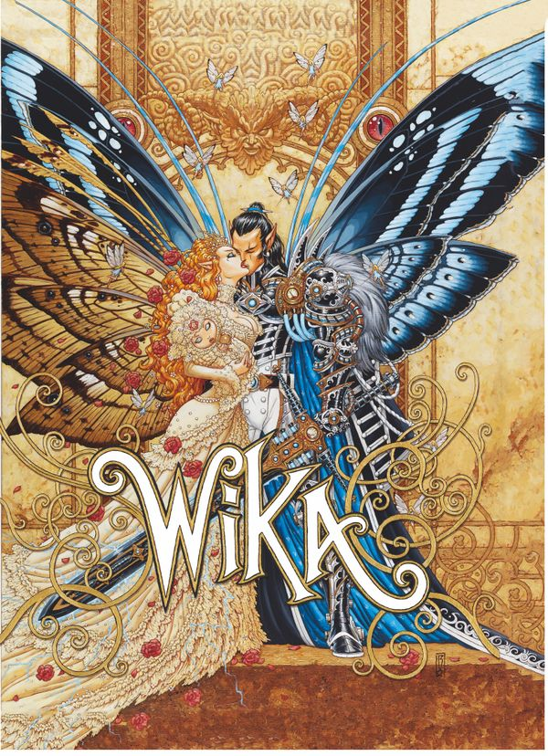 [Cover Art image for Wika]