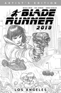 [Image for Blade Runner 2019 Vol 1 B&W Art Edition]
