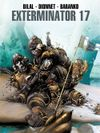 [The cover image for Exterminator 17]