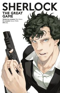 [Image for Sherlock Vol. 2: The Great Game]